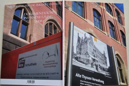 Alte Thyssen Verwaltung I.Bauabschnitt