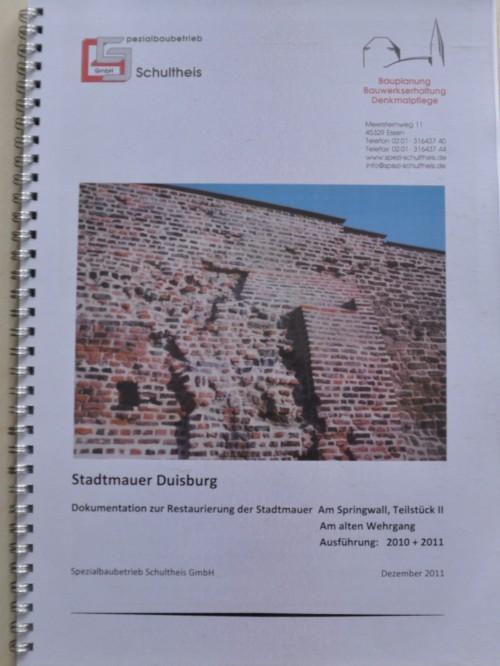Stadtmauer, Duisburg