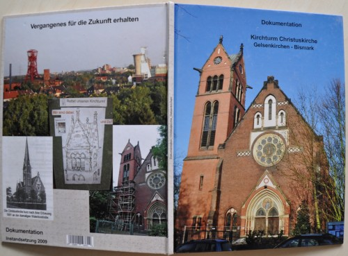 Christuskirche, Gelsenkirchen - Bismark