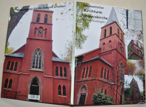 Johanniskirche, Herne - Sodingen