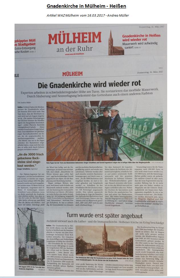 Gnadenkirche Artikel